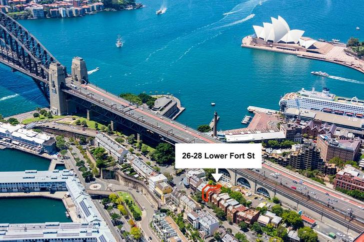 3/26-28 Lower Fort Street, Millers Point 2000, NSW Apartment Photo