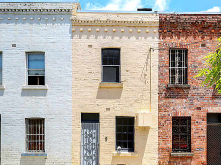 9 Paternoster Row, Pyrmont 2009, NSW House Photo
