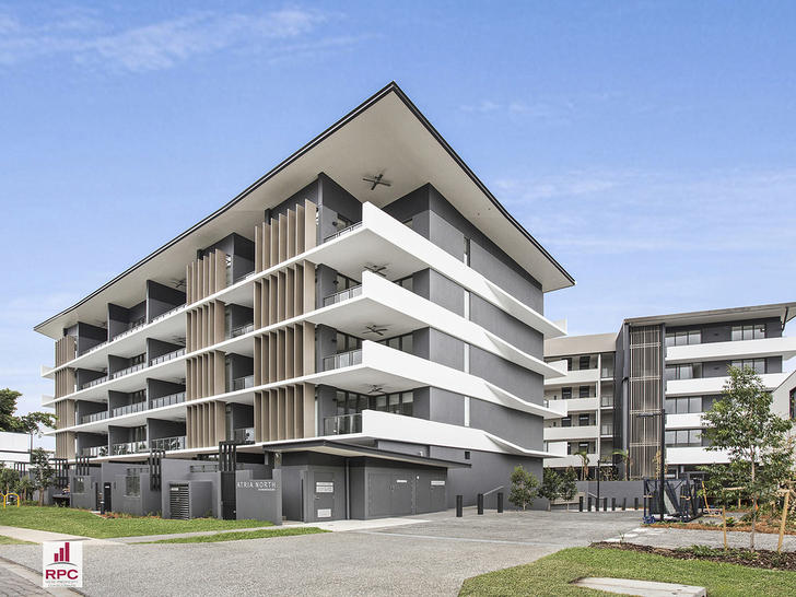 5501/311 Macarthur Avenue, Hamilton 4007, QLD Apartment Photo