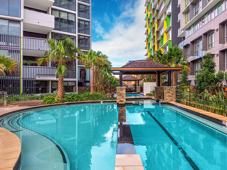910/10 Trinity Street, Fortitude Valley 4006, QLD Apartment Photo