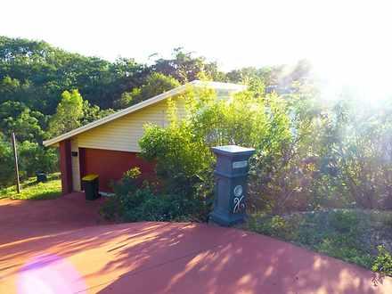 26 West Ridge Crescent, West Gladstone 4680, QLD House Photo