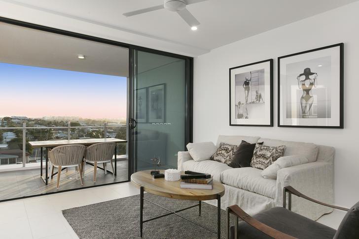 2106/123 Cavendish Road, Coorparoo 4151, QLD Apartment Photo