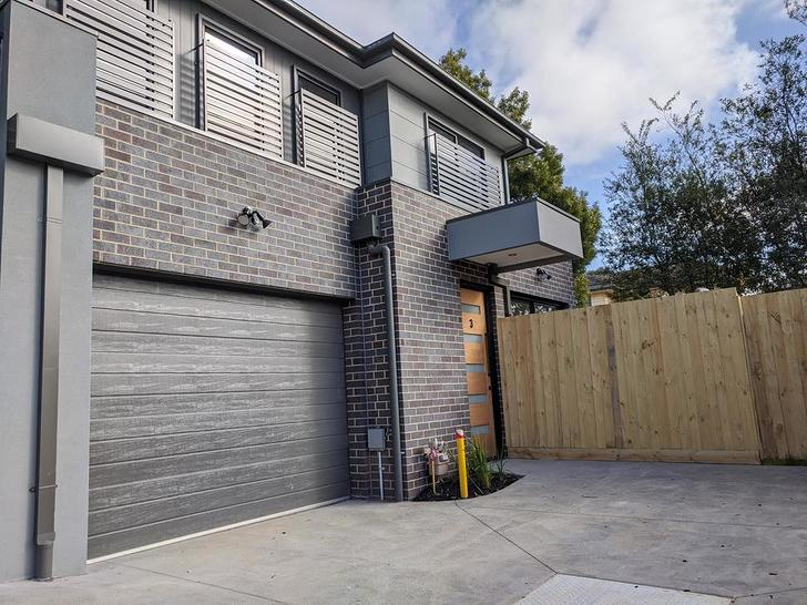 3/159 Northern Road, Heidelberg Heights 3081, VIC Townhouse Photo
