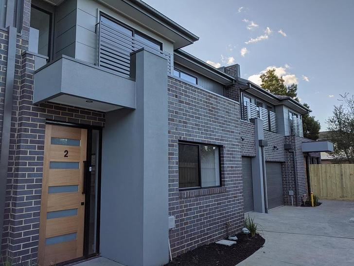 2/159 Northern Road, Heidelberg Heights 3081, VIC Townhouse Photo