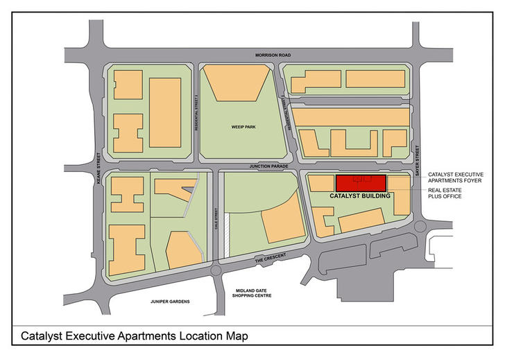 40/5 Junction Parade, Midland 6056, WA Apartment Photo