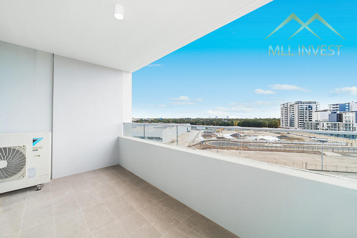5 Uhrig Road, Sydney Olympic Park 2127, NSW Apartment Photo