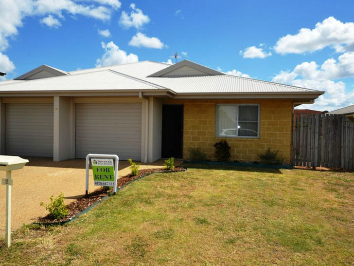 2/181 Lucas Street, Gracemere 4702, QLD House Photo