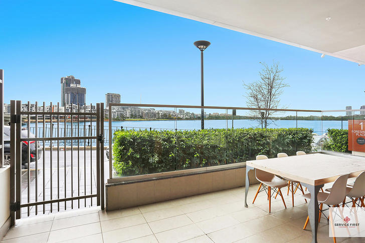 202/1 Foreshore Place, Wentworth Point 2127, NSW Apartment Photo