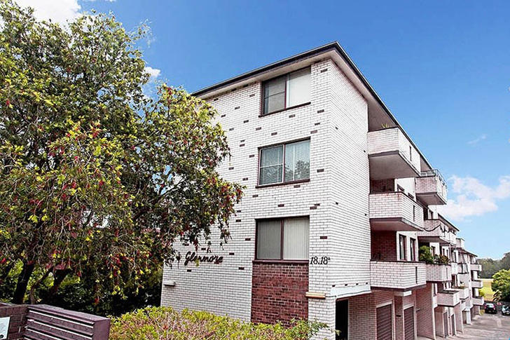21/18 Meadow Crescent, Meadowbank 2114, NSW Apartment Photo