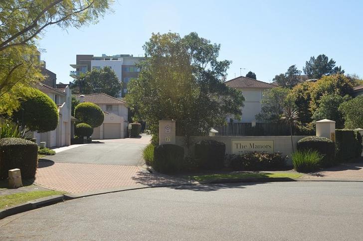 36/17 Conie Avenue, Baulkham Hills 2153, NSW Townhouse Photo