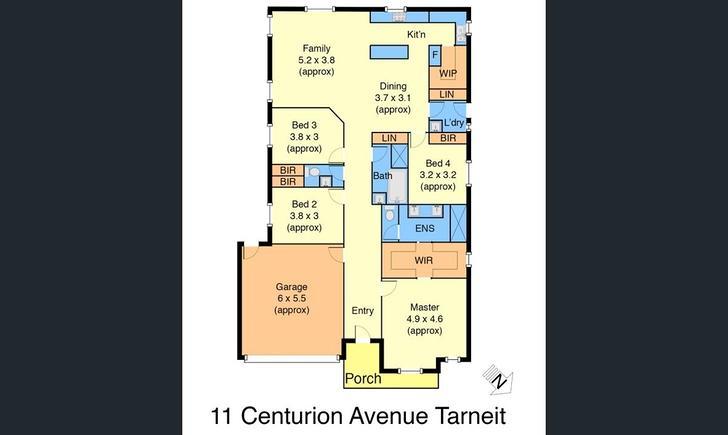 11 Centurion Avenue, Tarneit 3029, VIC House Photo
