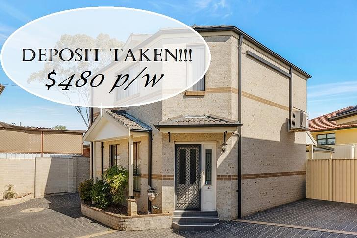 2/20 Hampton Street, Fairfield 2165, NSW House Photo