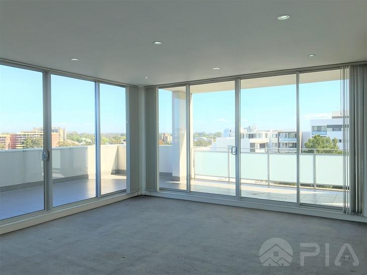 501/8 Parramatta Road, Strathfield 2135, NSW Apartment Photo