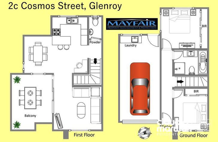 2C Cosmos Street, Glenroy 3046, VIC Townhouse Photo
