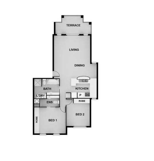 6/2 Namatjira Drive, Weston 2611, ACT Apartment Photo