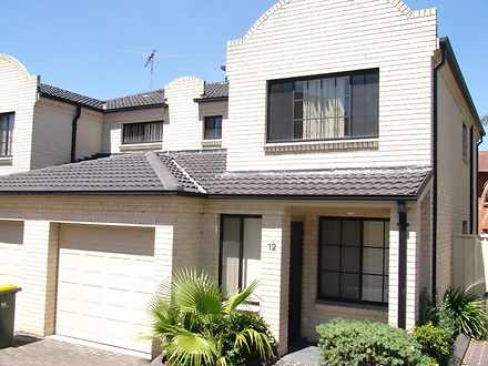 12/46 Wattle Road, Casula 2170, NSW Townhouse Photo