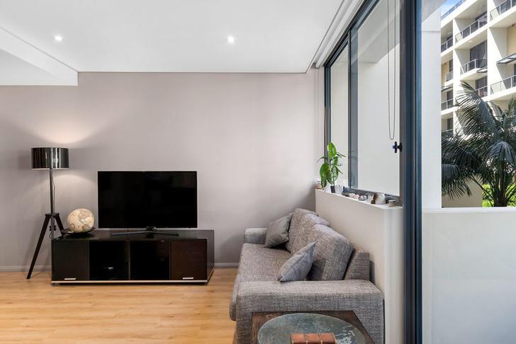 547/7 Crescent Street, Waterloo 2017, NSW Apartment Photo