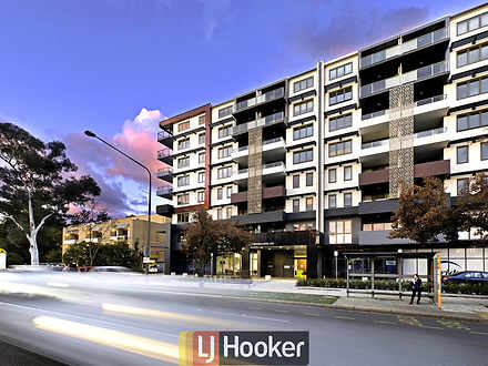 1 BED + STUDY -  209/104 Northbourne Avenue, Braddon 2612, ACT Apartment Photo