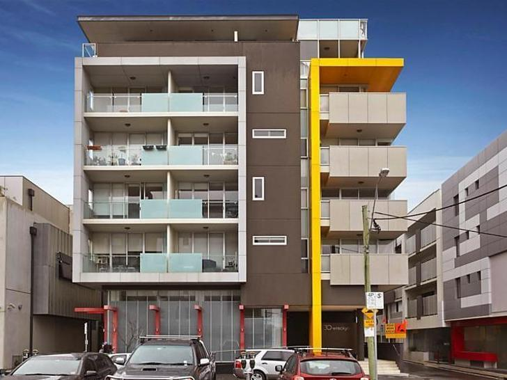 203/30 Wreckyn Street, North Melbourne 3051, VIC Apartment Photo