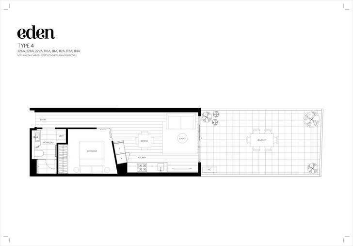 226/1 Acacia Place, Abbotsford 3067, VIC Apartment Photo