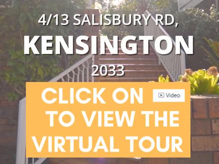 4/13 Salisbury Road, Kensington 2033, NSW Unit Photo