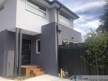 3/25 George Avenue, Hallam 3803, VIC Townhouse Photo