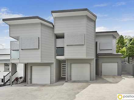 4/15 Munro Street, Auchenflower 4066, QLD Townhouse Photo