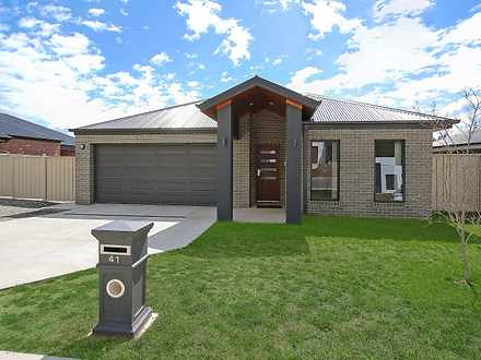 41 Gratwick View, Wodonga 3690, VIC House Photo