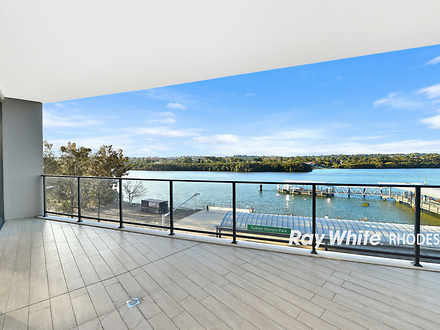 305/1A Burroway Road, Wentworth Point 2127, NSW Apartment Photo