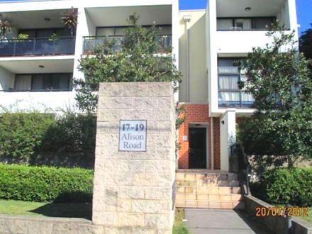 12/17-19 Alison  Road, Kensington 2033, NSW Apartment Photo