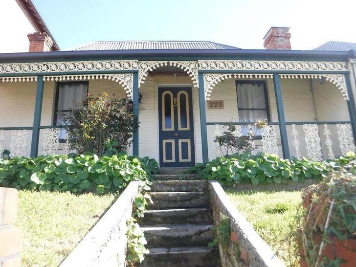 223 Bathurst Street, West Hobart 7000, TAS House Photo