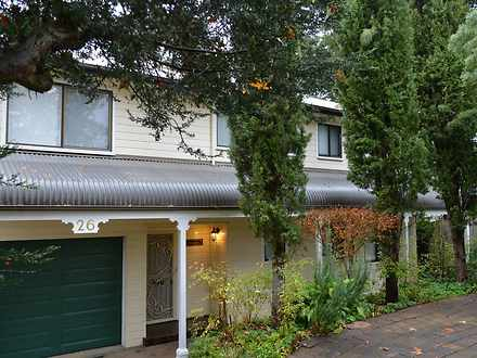 26 Commonwealth Street, Leura 2780, NSW House Photo