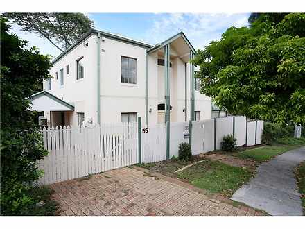 55 Moreton Street, Paddington 4064, QLD House Photo