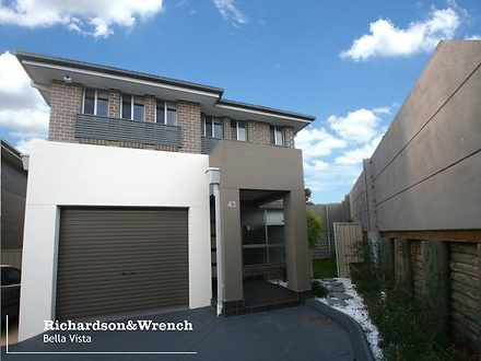 43/570 Sunnyholt Road, Stanhope Gardens 2768, NSW House Photo