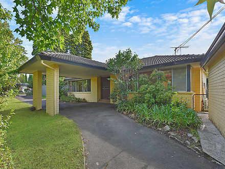 1 Curtin Avenue, Wahroonga 2076, NSW House Photo