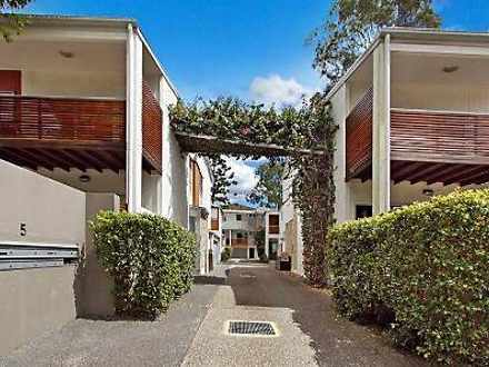 8/5 Sovereign Street, Indooroopilly 4068, QLD Townhouse Photo