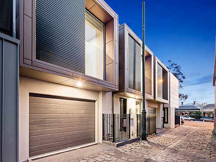 8 Mugg Lane, North Melbourne 3051, VIC Townhouse Photo