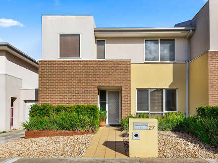 27 Wentworth Drive, Taylors Lakes 3038, VIC Townhouse Photo
