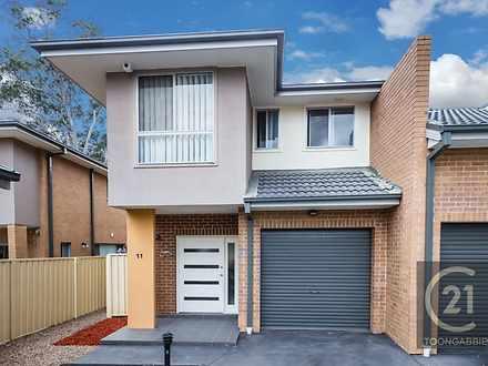 11/17 Mimosa Avenue, Toongabbie 2146, NSW Townhouse Photo