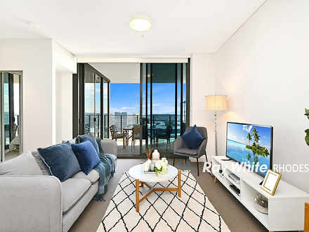 2201/42 Walker Street, Rhodes 2138, NSW Apartment Photo
