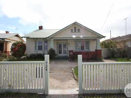 724 Barkly Street, Mount Pleasant 3350, VIC House Photo