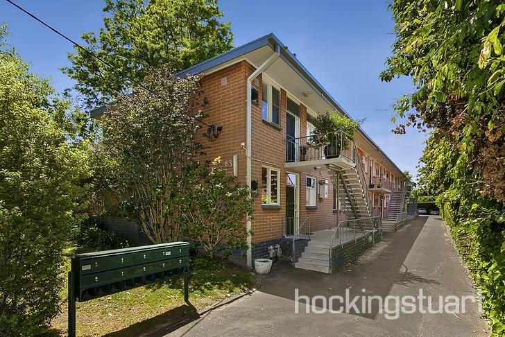 9/63 Berkeley Street, Hawthorn 3122, VIC Apartment Photo