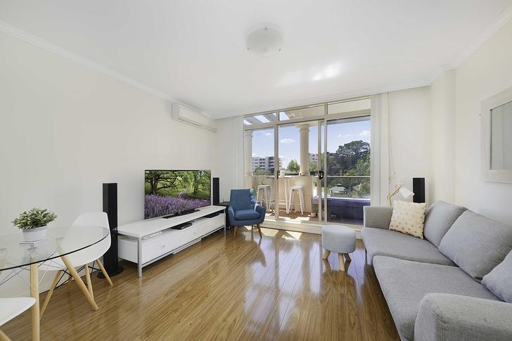 513/9 Warayama Place, Rozelle 2039, NSW Studio Photo