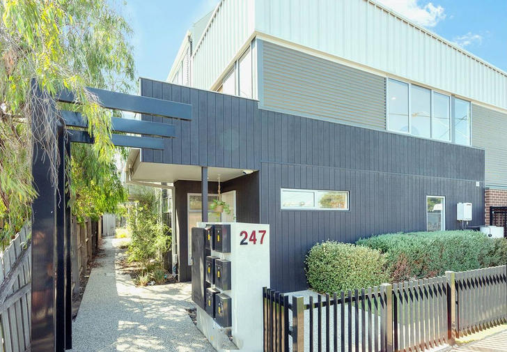 1/247 Williamstown Road, Yarraville 3013, VIC Townhouse Photo