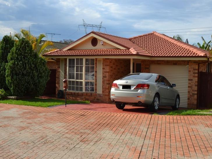 20 Minerva Place, Prestons 2170, NSW House Photo