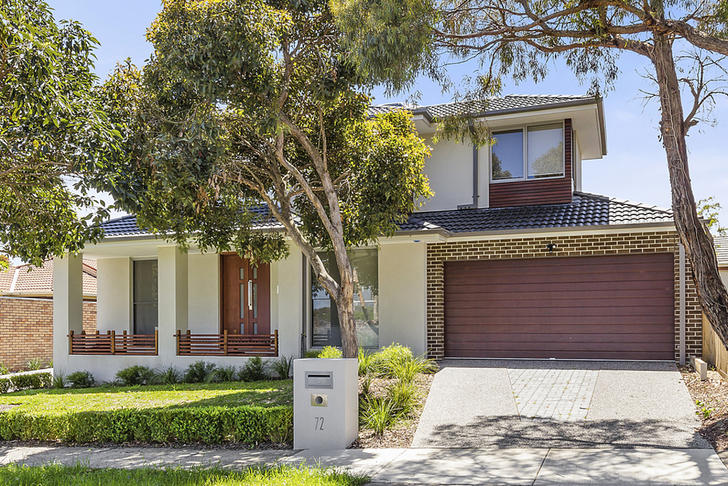 1/72 Medway Street, Box Hill North 3129, VIC Townhouse Photo