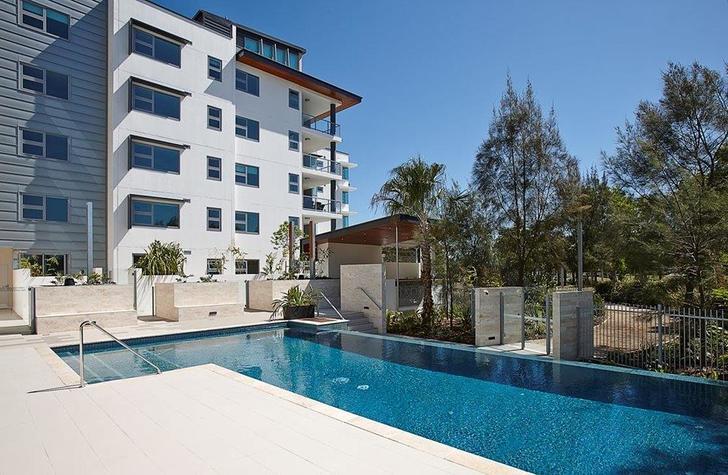 2303/118 Parkside Circuit, Hamilton 4007, QLD Apartment Photo