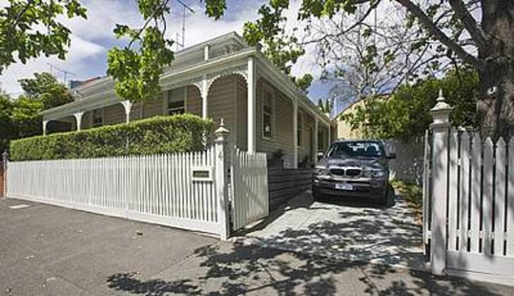 4 Melrose Street, North Melbourne 3051, VIC House Photo