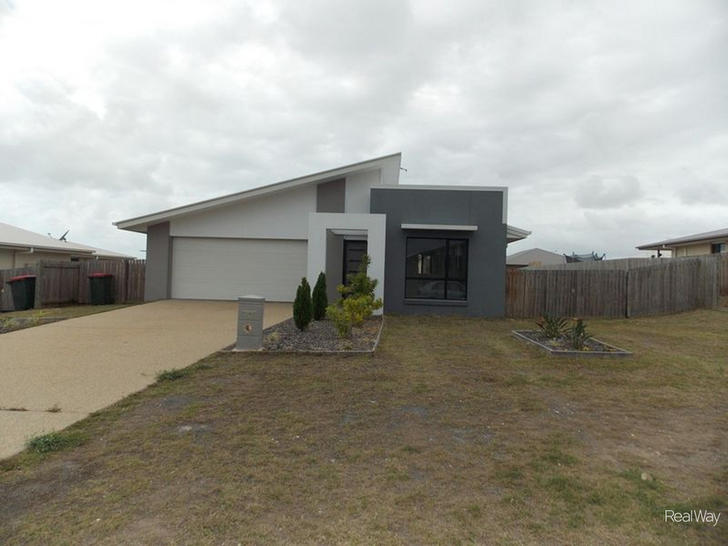 39 New Forest Road, Zilzie 4710, QLD House Photo
