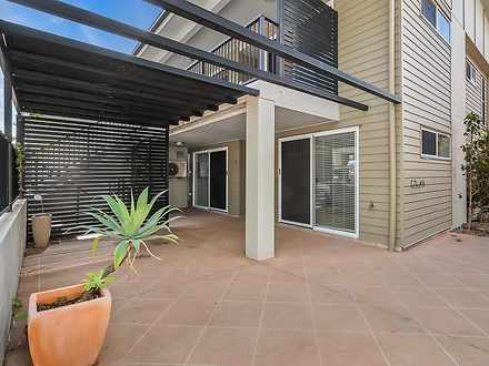 5/166 Jubilee Terrace, Bardon 4065, QLD Townhouse Photo